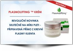 Plasmolifting krém za 2.500 Kč - Medical Institut