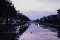 Amsterdam, 6am