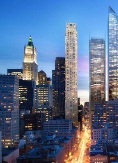99-Church-Street-Tower,NYC