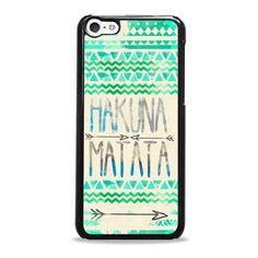 Hakuna Matata iPhone 5c case