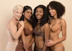 beingU, another black owned company has launched its skin tone lingerie range. Check out this interview with the founder Sadia Sisay. Her story will inspire you. Black Girl Magic, Black Girls, Beautiful Black Women, Beautiful People, Poses, Lingerie Company, Black Makeup, Nalu, Interview