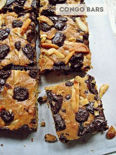 Congo bars, Congo and Bar on Pinterest