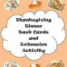 Thanksgiving Menu Math Activity Add, Subtract, and Multiply Decimals & Whole Numbers Estimation & Mental Math  Get your students excited ab...