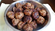 Traditional Keftedes This is another heirloom recipe passed down from generations through the Karipidis-Tiliopoulos Families. As a young girl, I use to help my Mom roll the ground meat mixture into...