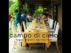 Campo di Cielo Vegan Agritourism #greenwhereabouts #italy #vegan #organic #agriturism