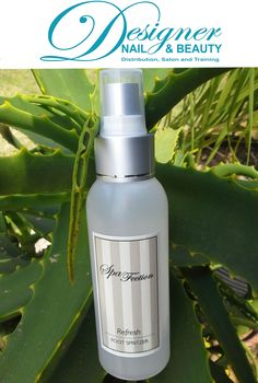 Get a beautiful refreshing foot spritzer on special for only R60!  Infused with peppermint, tea-tree & lavender essential oils, our amazing SpaFection foot spritzer is a must have for all salons!  Over at Designer Nail And Beauty we supply only the best to ensure your salon has the best!  Feel free to browse our website to view all of our lovely products and accessories.  Phone: 082 330 4329  Email: Info@designernailandbeauty.co.za   Website: www.designernailandbeauty.co.za…
