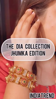 Ear Cuff Jewelry, Jewelry Design Earrings, Jewelry Sets, Bridal Bangles, Bridal Jewelry, Rajputi Jewellery, Gold Mangalsutra Designs, Gold Bangles Design, Fancy Jewellery