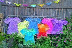 3T Hanky Dress by FreckledChicken on Etsy, $22.00
