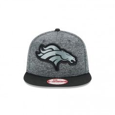 Denver Broncos New Era Grey Collection 9Fifty Adjustable Hat (Gray)