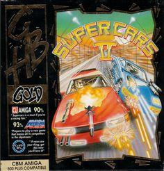 Gremlin Graphics - Super Cars II