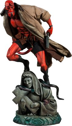 Hellboy Hellboy Premium Format™ Figure by Sideshow Collectibles