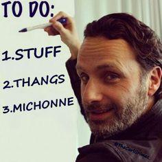 To Do: Hahahaaaa!