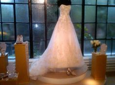 Gorgeous!!!!! From Bridal Market in NYC