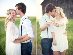 Love, Engagement Session
