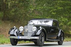 1934 Mercedes-Benz 380K Zapon Roadster