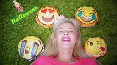 #Halloween #Красим #Тыкву #Смайл #Эмоджи   paint a pumpkin Smile Emoji  ...