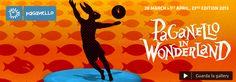 Il Paganello 2013 a Rimini apre le porte all'estate!Un torneo di frisbee coreografico e di competizione tra squadre con concerti, feste, vino e piadina romagnola
