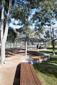 Docklands-City-Park-MALA-studio-07 « Landscape Architecture Works | Landezine #LandscapingArchitecture #landscapearchitecturepark