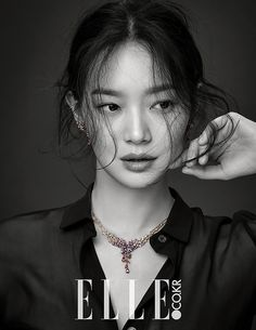 "Shin Min Ah adorns her silky bod with the ""Love & Animal"" Masterpiece Collection by Stonehenge for the jewelry brand's new catalogue/ads, which can also be seen in next month&…"