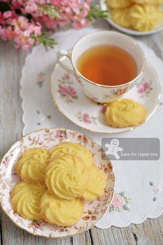 Bake for Happy Kids: Best Copycat Jenny Bakery Butter Cookies
