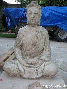 Steinbuddha Antiksteinguss (winerfest) Buddha, Art, Stone Sculpture, Sculptures, Stones, Art Background, Kunst, Performing Arts, Art Education Resources
