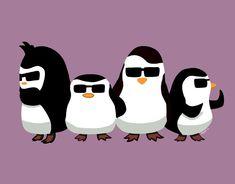 Penguins of Madagascar by Mayying.deviantart.com on @DeviantArt