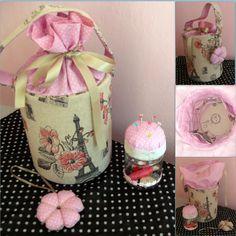 Sewing bag for Miska