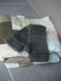 dents de chat mitaine tricot laine tuto gratuit lila et lilou