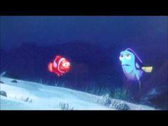 Finding Nemo (Greek) Marlin-Dory first meeting. Disney Pixar, Film Disney, Finding Nemo, Dory, Northern Lights, Cartoons, Greek, Youtube, Cartoon