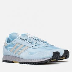 new product 22312 1ca49 adidas Originals New York Carlos Spezial Clear BlueClear Granite. Article  AQ4808.
