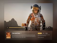 Video Player by Alex Cristache