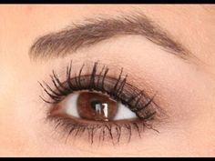 Ombre Sultry Eye Make-Up