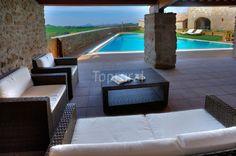 Casa rural Heretat de Guardia-terraza