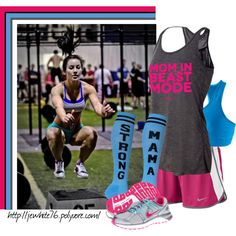 This fits me PERFECT!!! Crossfit Mom, created by jewhite76 on Polyvore