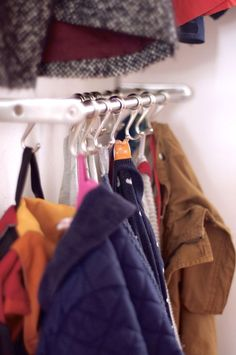 IKEA Hack Kids Wardrobe with IKEA Grundtal
