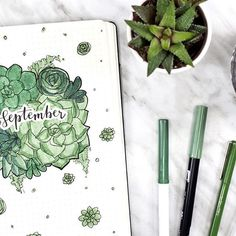 my september plan with me is up on my channel!! ✨ have you guys seen it yet?