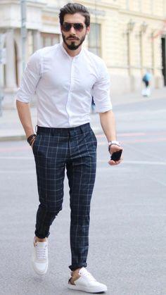 Formal Men Outfit, Casual Wear For Men, Stylish Mens Outfits, Men Formal, Simple Outfits, Formal Dresses For Men, Mens Semi Formal Wear, Stylish Clothes For Men, Mens Formal Pants