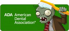 """Stop Zombie Mouth. American Dental Association campaign to redefine what a Halloween """"treat"""" can be...by giving FUN instead of candy. http://www.tendercaredental.net/locations/tigard-tendercare-dental/"""