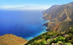Coast of Tenerife, Canary Islands, Spain Holiday City, Holiday Places, Destinations, Canary Islands, City Break, Travel And Tourism, Costa, Natural Wonders, Resort Spa