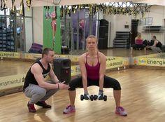 Tutorial video – 3 super-exerciții pentru coapse și fesieri - Sănătate | Unica.ro
