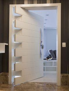 Door design for your home and office, new doors Main Door Design, Wooden Door Design, Front Door Design, Wooden Doors, Main Entrance Door, Apartment Door, Modern Front Door, Pivot Doors, Decoration Inspiration