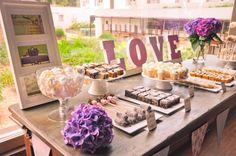 ideas para mesa de recepcion bodas - Buscar con Google