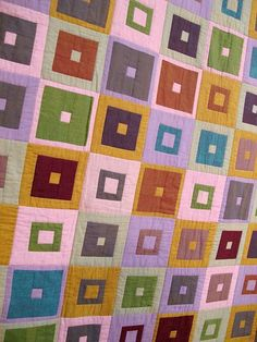 Quilt Kits, Kids Rugs, Amische Quilts, Fabric, Color, Home Decor, Ideas, Scrappy Quilts, Tejido