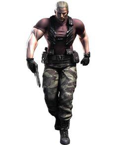 resident evil 4 jack krauser | Jack Krauser(Resident Evil 4)