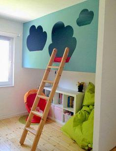 Ideas para decorar con nubes | Decorar tu casa es facilisimo.com