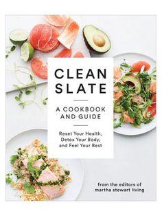 Clean Slate - Cookbook + Guide