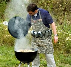 Tactical Grilling Apron