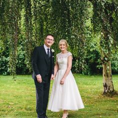 Relaxed Country Garden Wedding