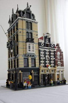 Flickriver: Most interesting photos from Lego Modular Classic ...