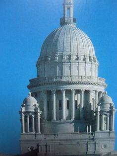 Rhode Island state house      #VisitRhodeIsland